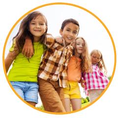 deze kinderen staan centraal bij KiK opleiding