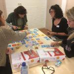 Spel wordt gespeeld door deelnemers welke je in kunt zetten tijdens een les, na je diploma Kind in Kracht Kindercoach