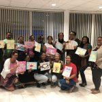 leerlingen KIK Opleiding Aruba 2018