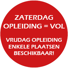 kik opleiding nederland, zaterdag opleiding is vol, vrijdag opleiding enkele plaatsen beschikbaar