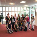 deelnemers kik opleiding nederland tijdens diploma uitreiking 2019