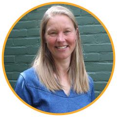 Paula Neefjes een van de docenten van de KIK Opleiding